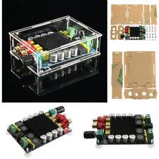 TDA7498 100W 100W Classe D Carte d'amplificateur numérique Audio stéréo double c