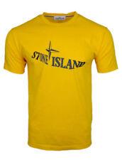 Abbigliamento da uomo gialli Stone Island