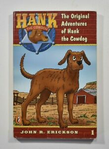 Hank The Cowdog-#1- Paperback-In Good Condition