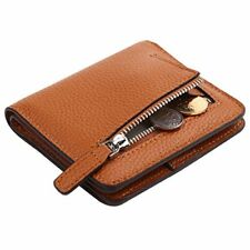 Dante Women's RFID Blocking Small Compact Bifold Leather Pocket Wallet Ladies...