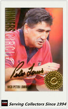 1995 Dynamic Rugby League Series 1 Winners Circle Card WC9:Peter Louis