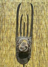 "African Toma Landai Mask from Guinea 38"" Tall"
