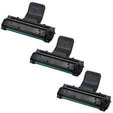 3x Toner compatible NON-OEM Samsung ML-1640 ML-1641 ML-2240 ML-2241. MLT-D1082S