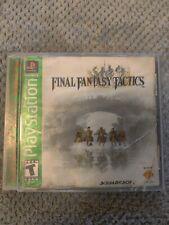 Final Fantasy Tactics Ps1