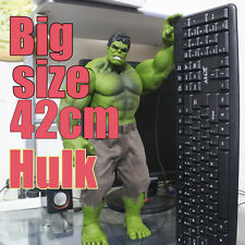 "Marvel Avengers 2 Hulk Action Figures Super Hero Models 16"" / 42cm collection"