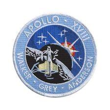 Nasa Apollo 18 Movie Badge Embroidered Patch Sew/ Iron-on 10cm