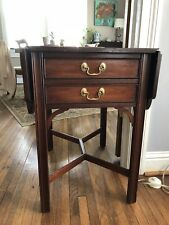 henkel harris mahogany furniture