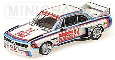 BMW 3,5 CSL IMSA 24h Daytona 1976 Coca Cola #24 Hobbs Parsons 1:43 Minichamps