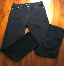 Lands End Boys Navy Cords/Jean Style: Size 16H Inner Adjust Waistband