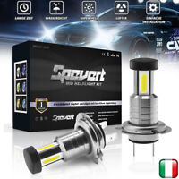 2X Upgrade H7 110W Faro per auto a LED Conversion Globes Lampadina 6000K 30000LM