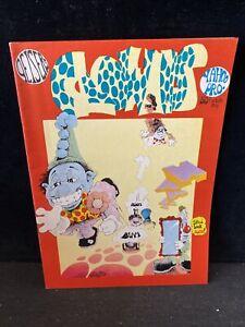 clowns comics hi grade underground comic