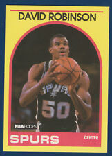 DAVID ROBINSON 90 NBA HOOPS SUPERSTARS 1990 NO 88 NRMINT+  16291