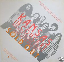 "KANSAS ""IN CONCERT AT MADISON SQUARE GARDEN"" 1979 NEW YORK CITY TOUR POSTER"