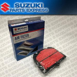 NEW 2008 - 2020 SUZUKI HAYABUSA GSX1300R GENUINE AIR FILTER CLEANER 13780-15H00