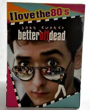 Better Off Dead (Dvd, 2008, I Love the 80s Widescreen Edition) | John Cusack