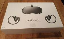 Oculus Rift CV1 Bundle - VR Brille + 2 Controller + 2 Sensoren, wenig benutzt