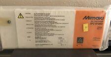 MIMAKI SPC-01800 JV2 JV4 PIGMENT INK ORANGE 220ML