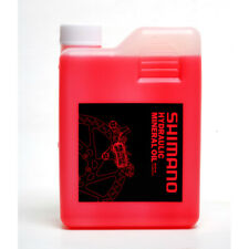 Shimano Mineral Oil Hydraulic Disc Brake Fluid 1 Litre