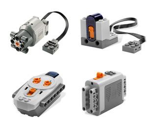 LEGO® Technic Power Functions L-Motor Empfänger Batterie Box Fernbedienung 88003