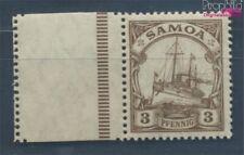 Samoa German Colony 20L anhängendem blank hinged 1915 Hohenzollern (7900067