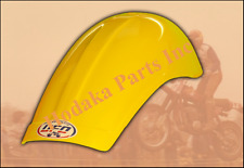 UFO Yellow Universal Rear Fender Moto-Cross Small 50cc-75cc-80cc (1970-1974)
