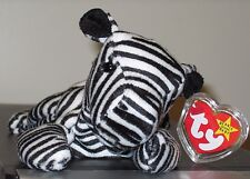 Ty Beanie Baby ~ ZIGGY the Zebra ~ MINT with MINT TAGS ~ RETIRED