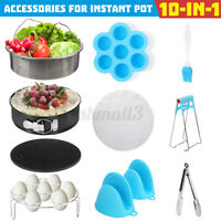 10Pcs Accessories Non-stick Springform Pan Brush Steam Egg Cake For Pot