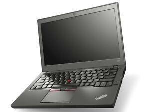 Lenovo ThinkPad X240 i5 1,6 GHz 8GB RAM 256GB SSD Win 10 Pro Laptop