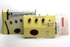Danelectro DSR-1 Spring King SPRING REVERB Guitar Effect Pedal