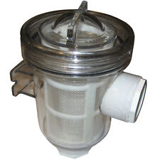 "Raritan RWS High Capacity Raw Water Strainer with Removable Filter 1.5"" Fittings"