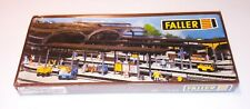 """Faller HO Scale # B-191 train station Building Kit"""" Western Germany NOS"""