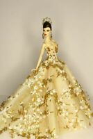 Gown Outfit Dress Fashion Royalty Silkstone Barbie Doll by t.d.fashion ooak