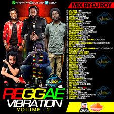 DJ ROY REGGAE VIBRATION VOLUME 2