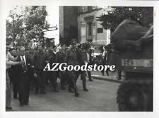 WW2 Photo Liberation of Paris Nazi Army Surrender 1944 Occupation ending Picture