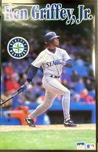 "Ken Griffey Jr. Seattle Mariners 1993 Starline Poster (35""x23"")"