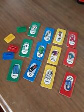 Game of life advertsing guru board Game Replacement parts w10