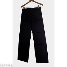 RYUICHIRO SHIMAZAKI Japan Designer Mens Military Cargo 12-Pocket Wool Pants M
