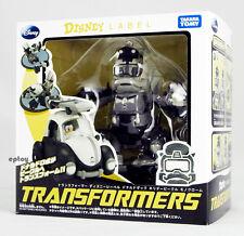 Transformers Disney Label Donald Duck Black Ver. Action Figure