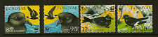 FAROE ISLANDS  : 2005 Birds -World Wildlife Fund-SG 479-82 unmounted mint