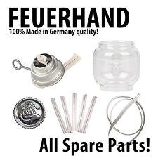 FEUERHAND NIER Spare Parts - wick glass globe burner tank screw NEW