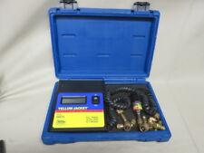 Ritchie yellow jacket 69075 superevac lcd  ac  repairman full range vacuum gauge