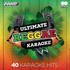 Zoom Ultimate Reggae Karaoke CDG