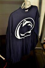 PENN State T-shirt SIZE MEDIUM GILDAN LONG SLEEVE