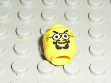 Tête de personnage LEGO head 3626bpx62 for minifig adv038 / Set 2996 5948 5988..