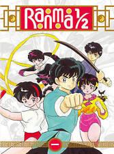 Ranma 1/2  SET 1 ONE 23 EPISODES 3 DISC DVD Free Shipping