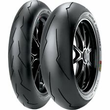 Pirelli Diablo SuperCorsa SP V2 (BSB) 120/70 ZR17 & 190/50 ZR17 Tyre Pair