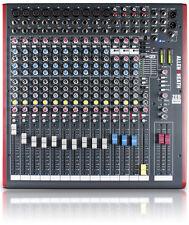 Allen & Heath Zed 16fx Mixing Console (10 Mono 3 Stereo Channels)