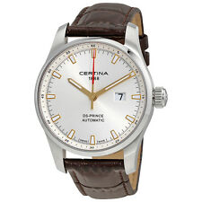 Certina DS-2 Prince Automatic Silver Dial Mens Watch C008.426.16.031.00