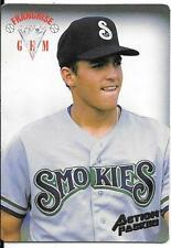 ALEX GONZALEZ ; 1994 ACTION PACKED PROTOTYPE BASEBALL CARD