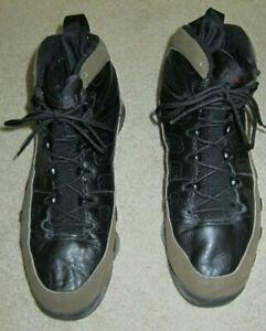 Rare Vintage 2002 Jordan 9 Olive Size 14